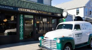 Visit This Old-Fashioned Soda Fountain Counter In Rhode Island For A Delicious Trip To The Past