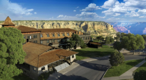 There's A Breathtaking Hotel Tucked Away Inside Of This Arizona National Park
