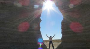 This Kansas Rock Formation Is The Coolest Thing You'll Ever See For Free