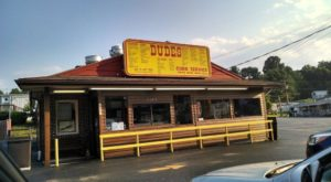 The Old Fashioned Drive-In Restaurant In Virginia That Hasn't Changed In Decades