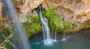This Easy Breezy Waterfall Hike In Oklahoma Is A Must-Do For Nature Lovers