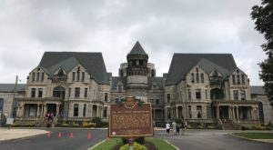 A Night Inside Ohio's Most Haunted Reformatory Isn't For The Faint Of Heart
