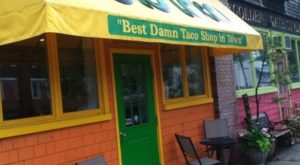 This Tiny Mexican Restaurant In Rhode Island Serves More Than A Dozen Types Of Tacos