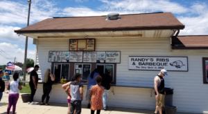 The Roadside BBQ Hut In Maryland That Shouldn't Be Passed Up
