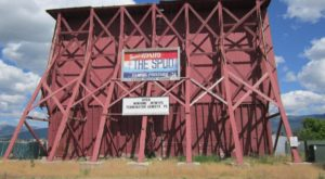 Watch A Movie Under The Stars At This Historic Drive-In Theater In Idaho
