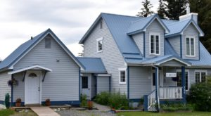This Charming Town In Alaska Has Over 8 Bed and Breakfasts And They're All Delightful
