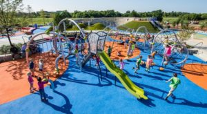 This Epic Playground In Ohio Used To Be An Airport And It's Insanely Fun