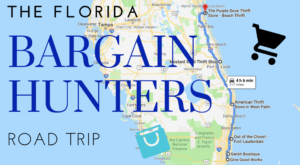This Bargain Hunters Road Trip Will Take You To The Best Thrift Stores In Florida