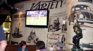 This Newspaper Themed Restaurant In Minnesota Is Truly One-Of-A-Kind