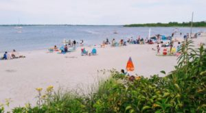 These 8 Low Profile Beaches In Rhode Island Will Be Your New Favorite Shoreline Destinations