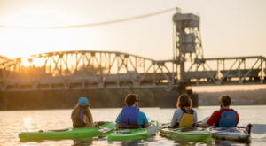 This Sunset Kayak Tour Is An Arkansas Adventure Like No Other