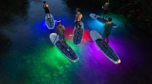 The Glowing Boat Adventure In Texas You Didn't Know You Needed In Your Life