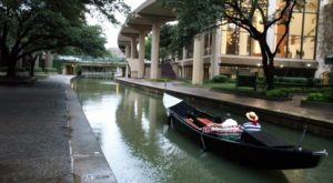 Take A Ride On This One-Of-A-Kind Canal Boat In Texas