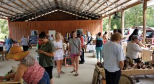 You'll Find All Kinds Of Neat Treasures At This Vintage Market In Alabama