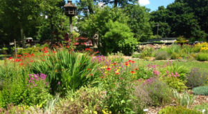 The Enchanting Herb Farm In New Jersey That Feels Like A Fairy Tale Come To Life