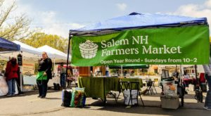 This Year-Round Farmers Market In New Hampshire Is The Best Place To Spend Your Weekend