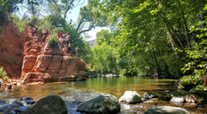 Most People Don't Know There's A Fountain Of Youth Hiding Deep In Arizona's Woods