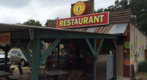 This Gas Station Cafe Just Might Be The Most Charming Place In Texas
