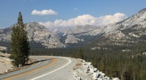 One Of The Highest Mountain Roads In Northern California Will Take You On A Hair-Raising Adventure