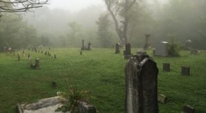 You Won't Want To Visit This Notorious Cemetery Near Pittsburgh Alone Or After Dark