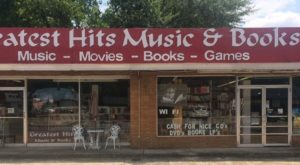 The Largest Discount Media Store In Mississippi Has More Than 40,000 Books, Music, And Movies