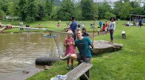 The Hidden Trout Farm In North Carolina Where Everyone In The Family Will Have Endless Fun