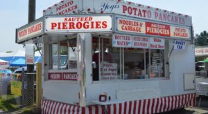 Pennsylvania's Pierogi Fest Is The Most Delicious Way To Celebrate Spring
