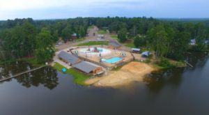 The Massive Family Campground In Mississippi That's The Size Of A Small Town