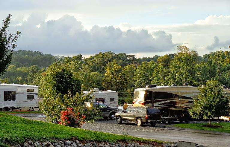 This Might Just Be The Happiest Campground In All Of Tennessee