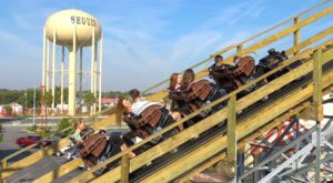 A Day Trip To This Little Known Amusement Park Near Austin Is Thrilling Family Fun