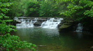 This Swimming Hole Campground In West Virginia Is A Perfect Summertime Oasis