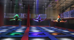 Climb, Bounce, Soar, Play, And Fly At This One-Of-A-Kind Trampoline Park In Nebraska