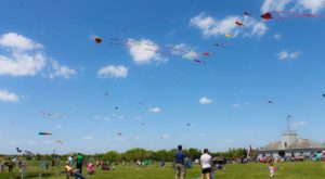 North Dakota's Biggest And Best Kite Festival Will Fill The Sky With Color