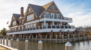 You'll Never Want To Leave This Enchanting Waterfront Restaurant In New Jersey