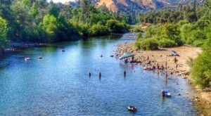 The River Campground In Northern California Where You'll Have An Unforgettable Tubing Adventure