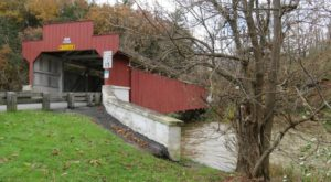 The One Covered Bridge Hike In Pennsylvania That Will Charm You Beyond Words