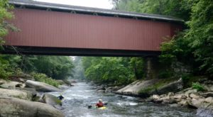 The One Covered Bridge Hike Near Pittsburgh That Will Charm You Beyond Words