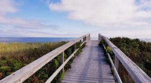 The Fairytale Seaside Boardwalk In Massachusetts That Stretches As Far As The Eye Can See