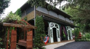 The Massive Over The Top Cabin In Wisconsin You Can't Help But Love