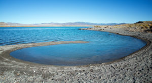 The Oldest Lake In Nevada Is A Beautiful Piece Of Living History