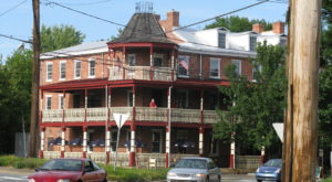 Sip Wine And Mingle With Ghosts In One Of Delaware's Oldest, Most Haunted Bars