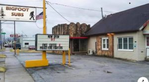 The Whole Family Will Love A Trip To This Bigfoot-Themed Restaurant In Missouri