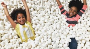 The Sweet Attraction In Minnesota Where You Can Swim In A Pool of 300,000 Marshmallows