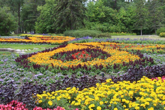 International Peace Garden/Facebook
