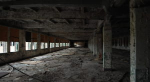 Everyone Should See What's Inside The Walls Of This Abandoned Telescope Factory Near Cleveland