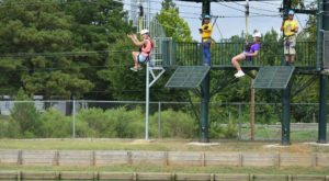 The Safari Adventure Course That Will Make You Forget You're In Louisiana