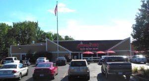This Firehouse Themed Restaurant In Ohio Is Home To Some Of America's Best BBQ