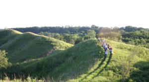 Spend A Day In Iowa's Loess Hills At These 7 Fascinating Places