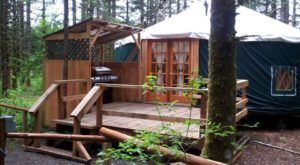 The One-Of-A-Kind Campground In Oregon That You Must Visit Before Summer Ends