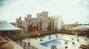 One Of The Best Pools In Kentucky Is Tucked Away In A Majestic Castle